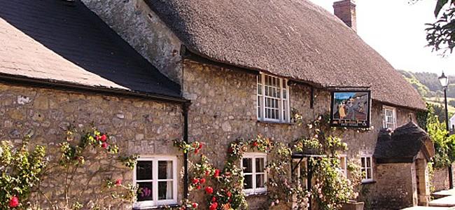 The Harbour Inn Axmouth
