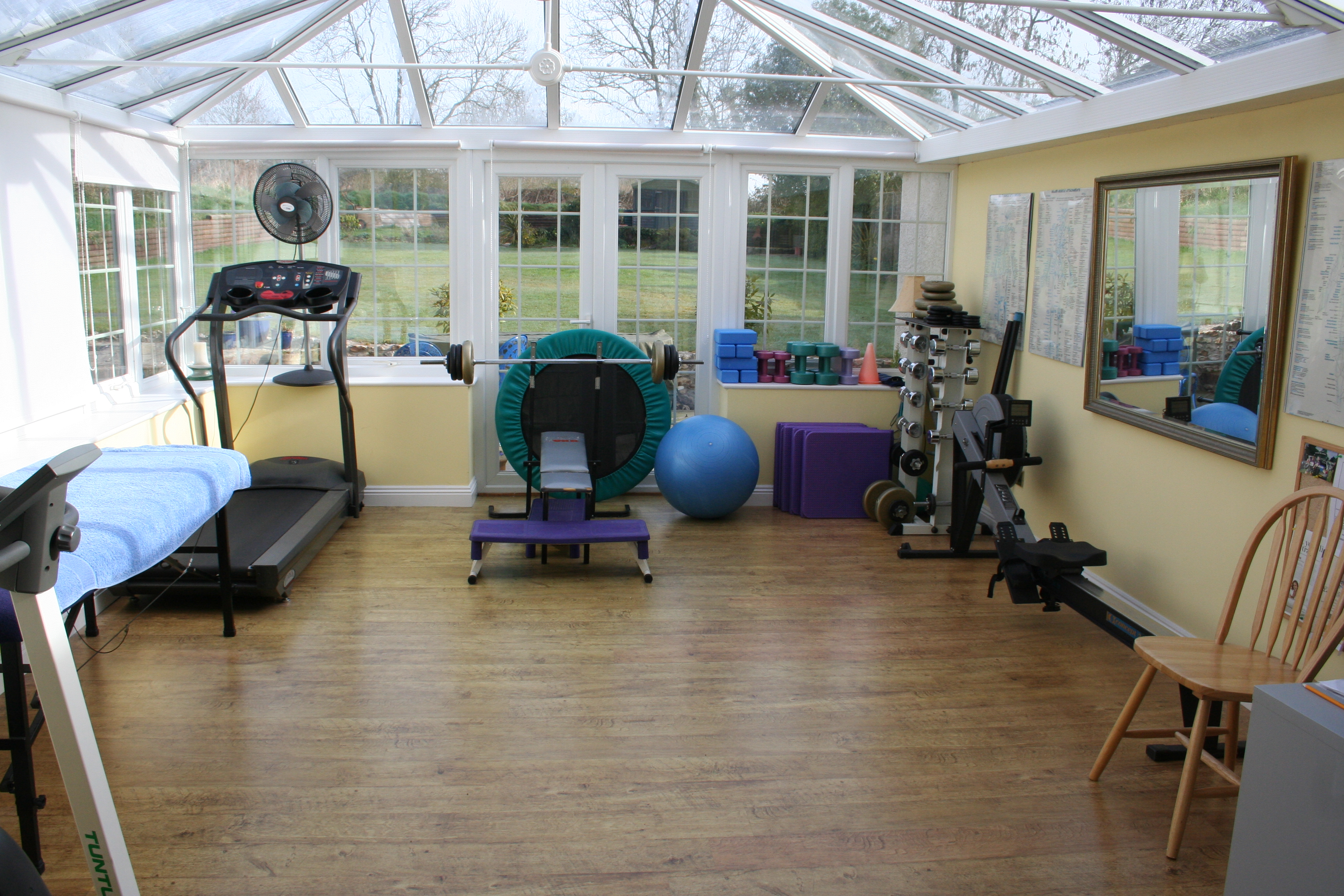Lindsay's Gym at East Devon Health and Fitness
